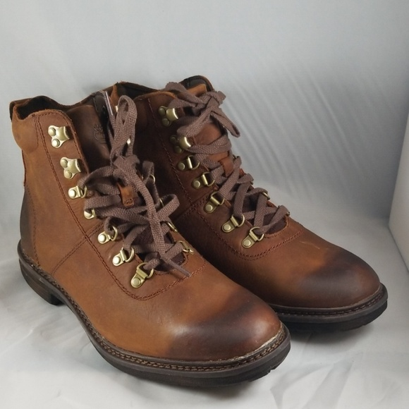 men's logan bay alpine hiking boots